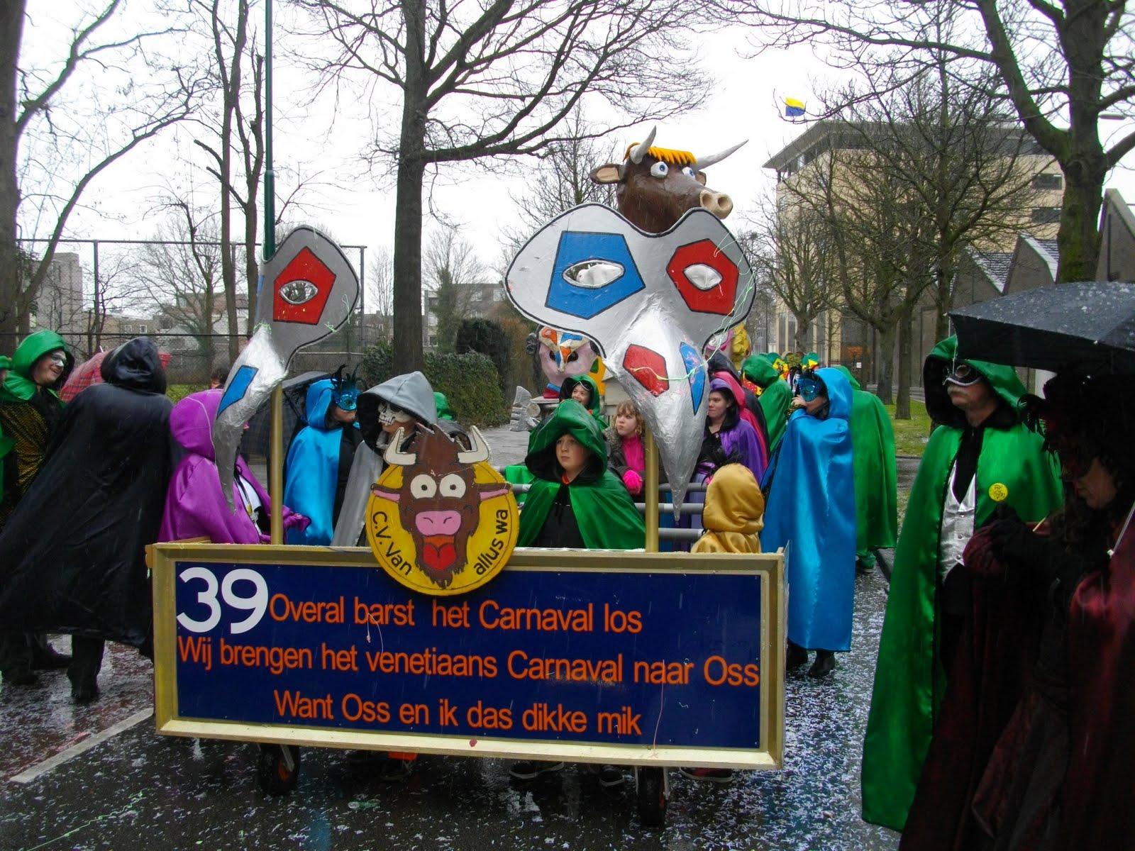 2012 Venetiaans carnaval
